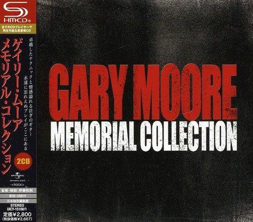 Cd : Gary Moore - Gary Moore Memorial Collection (japan ...