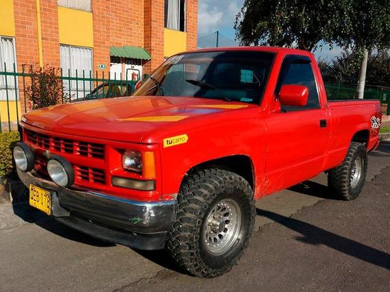 Chevrolet Cheyenne 4x4 5700cc