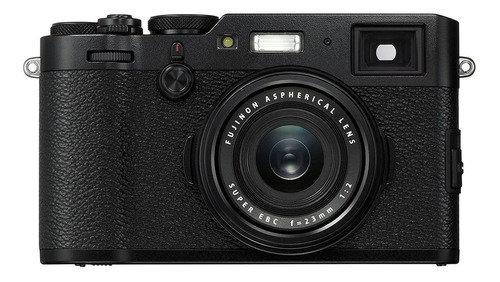 Imagen 1 de 4 de Fujifilm X Series X100F compacta color  negro