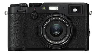 Fujifilm X Series X100F compacta negra