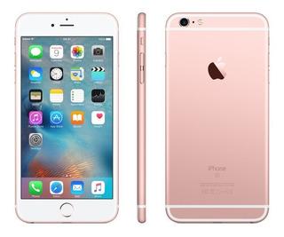 iPhone 6 Plus 64gb Rose Lacrado, Recondiciando Pela Apple