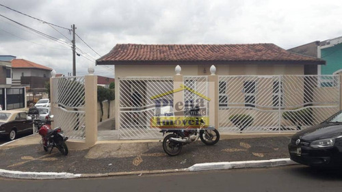 Casa Com 4 Dormitórios À Venda, 180 M² - Vila Menuzzo - Sumaré/sp - Ca4137