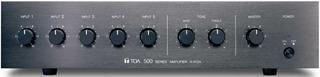Potencia Amplificador Toa 500 120w