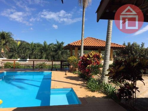 Casa Com 3 Dormitórios À Venda, 350 M² Por R$ 3.000.000,00 - Condomínio Residencial Rosário De Fátima - Bragança Paulista/sp - Ca1274