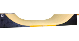 Mini Ramp Para Skate, Patins E Patinete (marca: X-ramps)