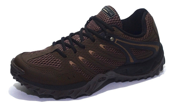 Zapatillas Olympikus Modelo Outdoor Traction - (1101)