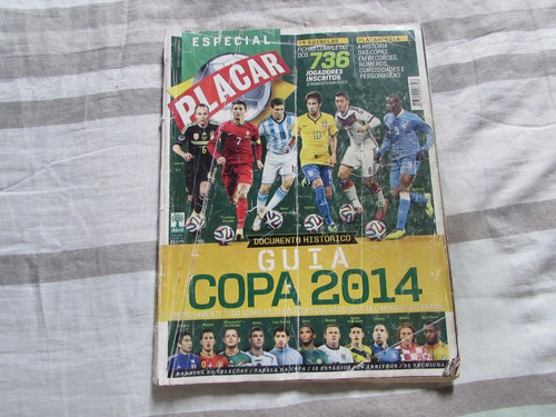 Placar Especial Guia Copa 2014