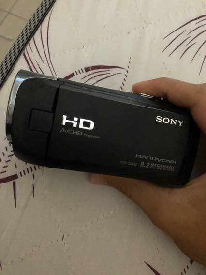 Filmadora Sony Cx440 Hd
