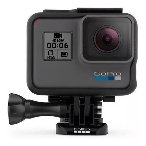 Gopro Hero 6 Black Câmera Go Pro Action Cam