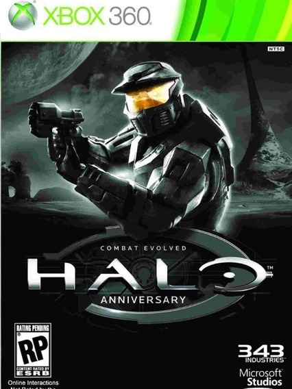 Jogo Halo Combat Envolved