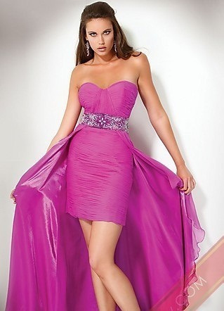 Vestido Noche Jovani T8 Precio Orig $8575 Precio Rohi $2800