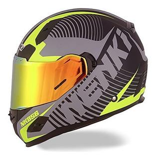 Nenki Helmets Nk856 Cascos Para Motos De Rostro Completo Apr
