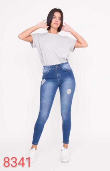 Pantalón Jeans Chupín