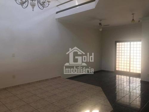 Casa Com 3 Dormitórios Com 3 Suites À Venda, 270 M² Por R$ 500.000 - Jardim Recreio - Ribeirão Preto/sp - Ca1440