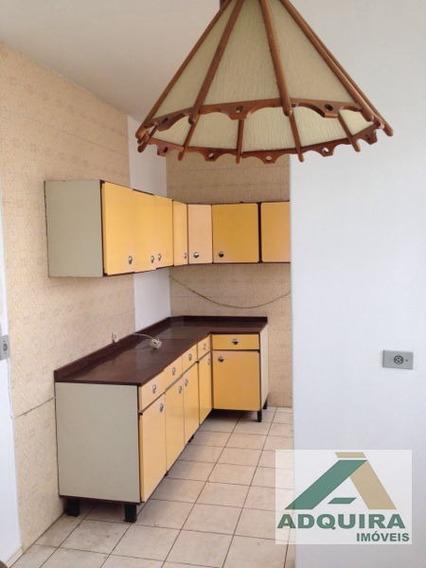 Apartamento Padrão Com 3 Quartos No Edifício Rotary - 1084-v