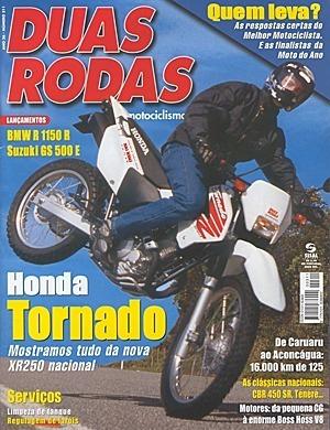 2r.311 Ago01- Honda Xr250 Torna Suzuk Gs500 Bmw1150 Katan125