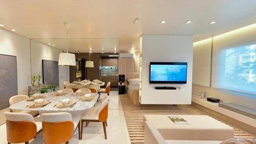 Apartamento Com 1 Dormitório À Venda, 49 M² Por R$ 650.000 - Petrópolis - Porto Alegre/rs - Ap3796