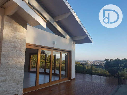 Chácara Com 1 Dormitório À Venda, 5300 M² Por R$ 2.000.000,00 - Vista Alegre - Vinhedo/sp - Ch0168