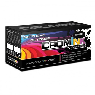 Toner Cromink Alt. Hp Cb540a Black