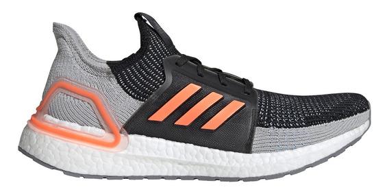 Zapatillas adidas Running Ultraboost 19 M Hombre Ng/gr