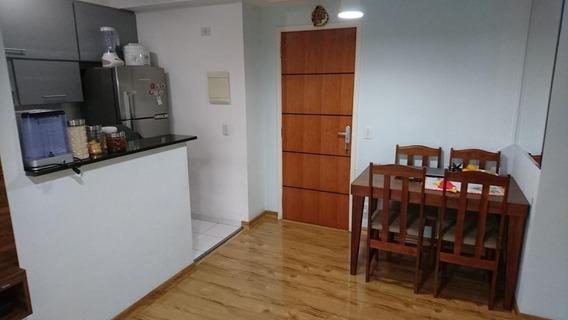 Apartamento Dos Sonhos - Sala Dois Ambientes. Ref 79816