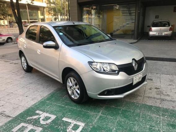 Renault Logan Intens Man Credito Para Uber
