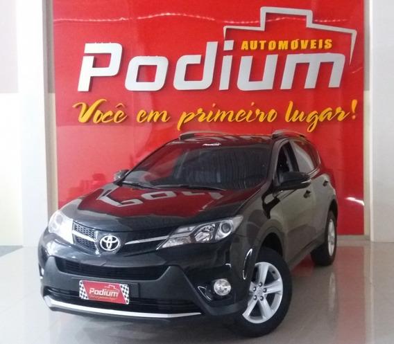 Toyota Rav4 2.0 Gasolina 4x4 Automática | Completa + Couro