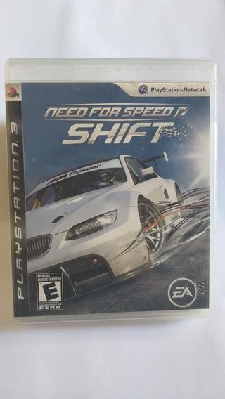 Need For Speed Shift - Mídia Física - Ps3