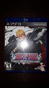 Bleach Soul Resurrection Ps3
