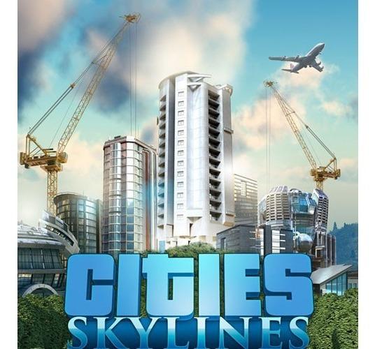 Cities Skylines Deluxe Edition-pc-dvd(midia Fisica)