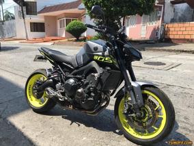 Mt 09 Yamaha 2017 900cc