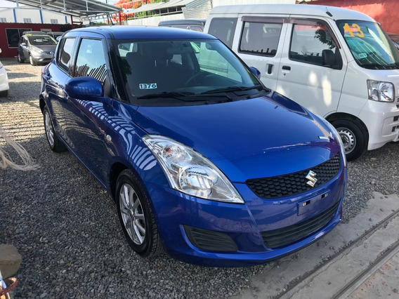 Suzuki Swift 2013, Recién Importado, Llave Inteligente.
