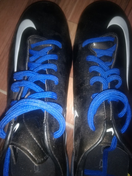 Botines Nike Mercurial Tapones Intercambiables