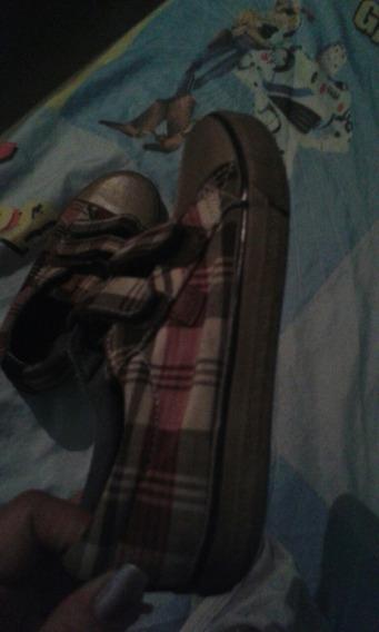 Zapatos Tommy Original Niño Usado