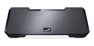 Parlante Genius Bluetooth Mt 20 N Portatil Jack 3.5 Mm + Sd