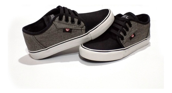 Zapatillas Con Plataforma Skater Star (precio Y Calidad)
