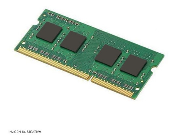 Memoria Note 4gb Ddr3 1600 Kingston P/ Apple Kta-mb1600s/4g