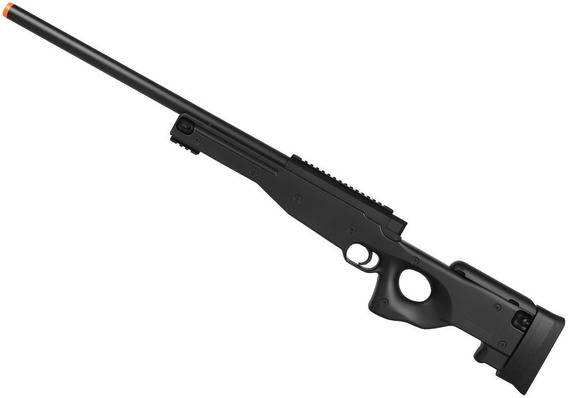 Rifle Airsoft Spring Sniper L96 Awp Double Eagle