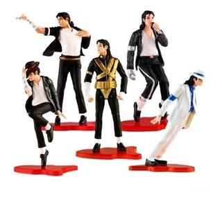 Michael Jackson Set De 5 Figuras Dangerous Tour Envío Gratis