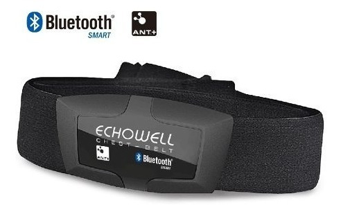Cinta Cardiaca Echowell Dmh30 Ant+ Bluetooth Serve Em Garmin