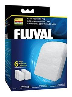 Fluval Almohadilla De Pulido Fino Filtro De Agua Para 304/30