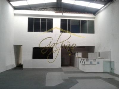 Ga0510 - Aluguel De Galpão Em Osasco - Ga0510 - 33872027