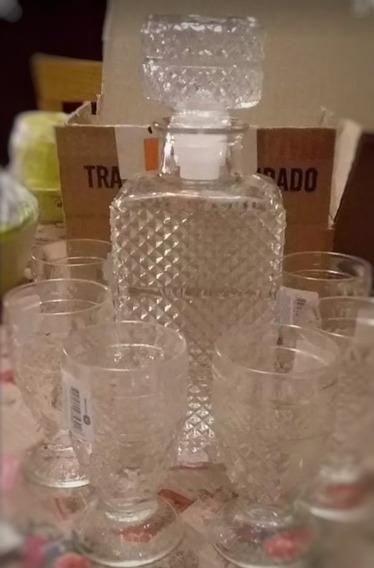 Botellon Con 6 Copas