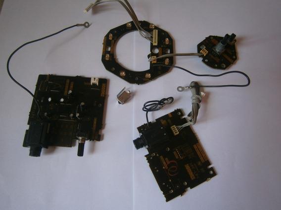 Kit Usado Do Som Sony Hcd-ux9 / Fst-zux9