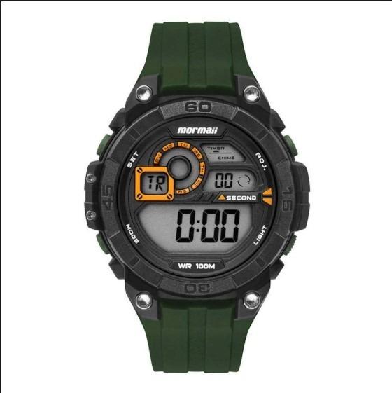 Relógio Unissex Mormaii Wave Mo2019ab/8v