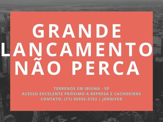 Chacara 1200 M2 90% Plano Prox De Comercios E Represa J