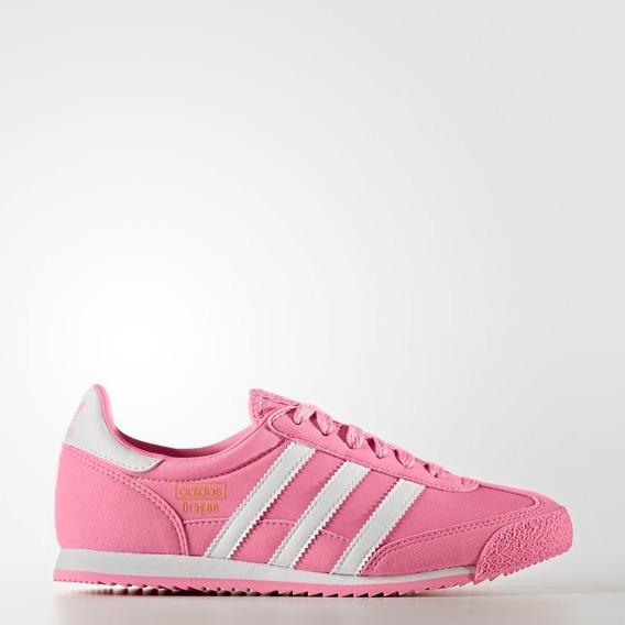 adidas dragon rosa mercadolibre