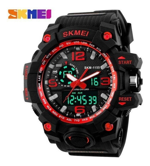 Relogio Skmei 1155 Men Led Digital
