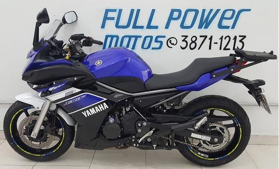 Yamaha Xj6 F 600 Azul 2013
