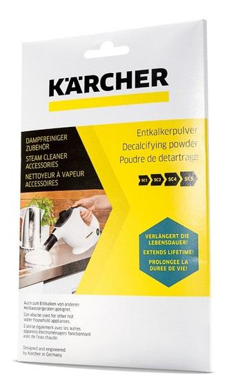 Descalsificar Karcher Vapor Sc1 Sc2 Descalcificador En Polvo